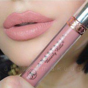🌺 Anastasia Longwearing Matte Lipstick Mini Crush